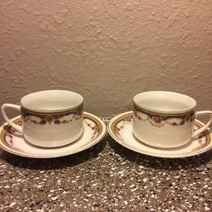 Vintage cups and saucers for Sale in Austin, TX