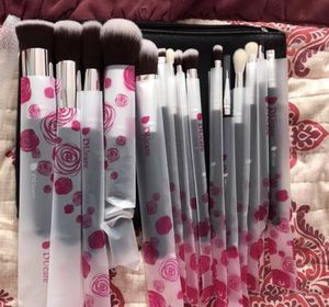 15pc makeup brush set for Sale in West Valley City, UT