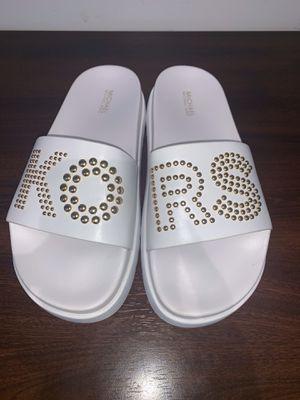 Michael Kors Slides Sandals for Sale in Downey, CA