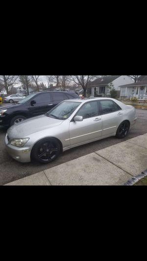 2002 Lexus IS 300 for Sale in Millersville, MD