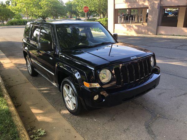 2010 Jeep Patriot, 4x4