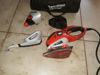 Black and decker multi tool for Sale in San Angelo,  TX
