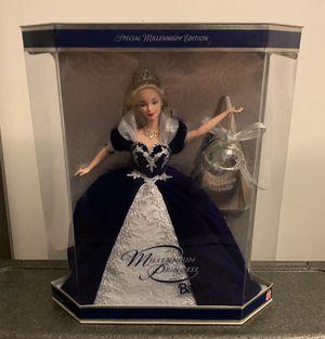 Millennium Princess Barbie 2000 (Special Millennium Edition) for Sale in Los Angeles, CA