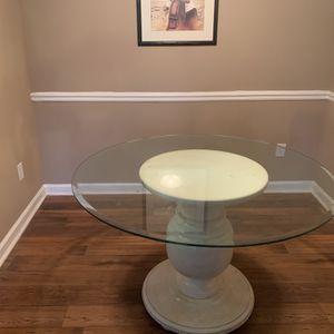 Glass Kitchen Table for Sale in Atlanta, GA