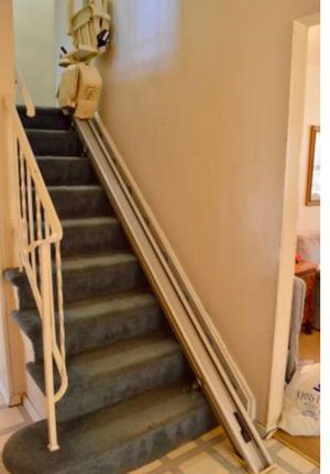 Brooks 120 stairlift for Sale in Rockville, MD
