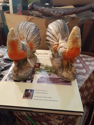 2 ceramic birds made in Japan for Sale in Fort Washington, MD