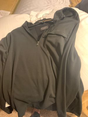 Banana republic black hoodie for Sale in Fort Worth, TX