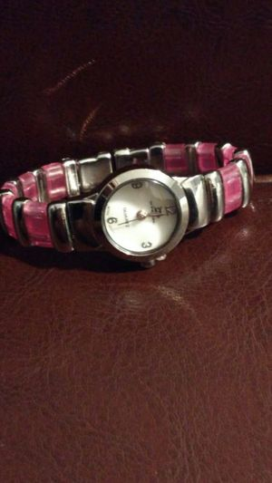 Pink quartz watch for Sale in Salt Lake City, UT
