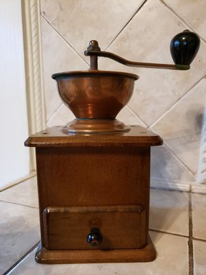 Antique coffee grinder for Sale in Brazil, IN
