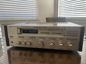 Marantz SR8000 vintage stereo receiver for Sale in Escondido, CA