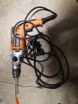 Rigid hammer drill $10 for Sale in Milwaukie, OR