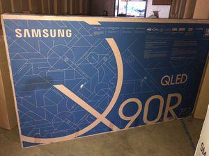 75Q90 75 Samsung Smart 4k Qled hdr Tv for Sale in Norwalk, CA
