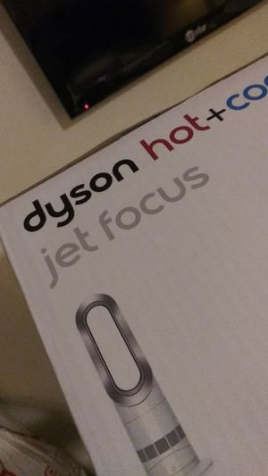 Brand new, never been opened- DYSON hot+cool jet focus fan. Simply,the best one on the market. Asking only 300$ for Sale in Ontario, CA