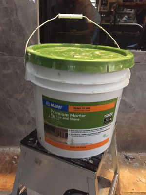 Maori premium tile adhesive mortar premixed for Sale in Federal Way, WA
