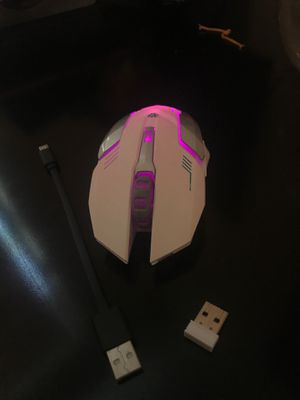 Rechargeable gaming mouse for Sale in Elk Grove, CA
