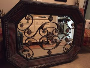 Beautiful metal mirror for Sale in Traverse City, MI