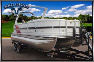 2017 Trifecta 23RF Pontoon Boat for Sale in Mesa, AZ