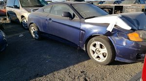 2003 Hyundai Tiburon GT parting out for Sale in Woodland, CA