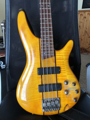 Ibanez Bass Guitar for Sale in Lanham, MD