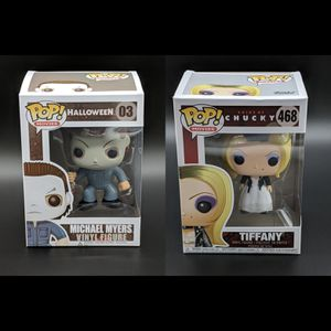 Michael Myers and Tiffany Combo Deal Pops for Sale in San Jose, CA