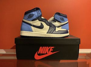 Jordan 1 Obsidian Size 8-12 for Sale in Chicago, IL