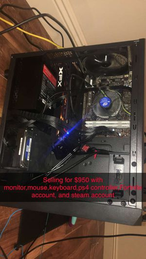 Gaming pc for Sale in Bunkie, LA
