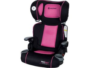 Baby Trend PROtect Yumi Folding High Back Booster Car Seat, Ophelia for Sale in Romeoville, IL