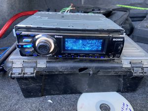 Sony xlpod car stereo for Sale in Modesto, CA