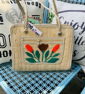 Embroidery purse for Sale in San Diego, CA
