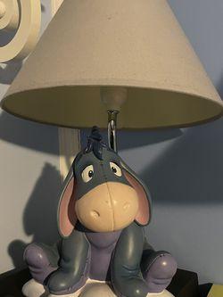 Eeyore Lamp for Sale in Irwin,  PA