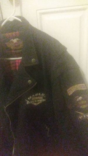 Vintage Harley Davidson jacket for Sale in Richmond, VA