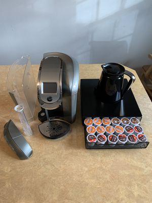 Keurig 2.0 K500 Coffee Maker w/ Carafe and K-Pod Tray for Sale in Old Bridge, NJ