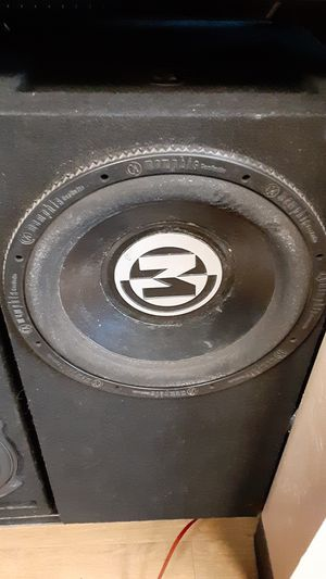 Memphis 15in subwoofer for Sale in Tucson, AZ