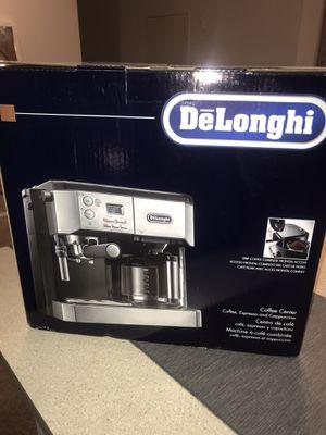 DeLonghi Combination coffee and espresso machine BCO 432 for Sale in Alexandria, VA