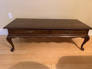 Ethan Allen Coffee Table for Sale in Philadelphia, PA