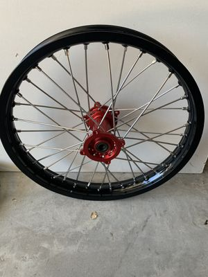 Pit Bike - dirt bike wheels and tires for Sale in Pflugerville, TX