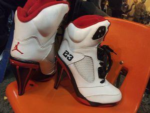Air jordan high heels for Sale in Bakersfield, CA