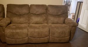 Lay-Z boy recliner sofa (like new) for Sale in Silver Spring, MD