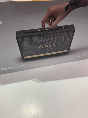 MARSHALL ACTION II BLUETOOTH SPEAKER for Sale in Silver Spring, MD