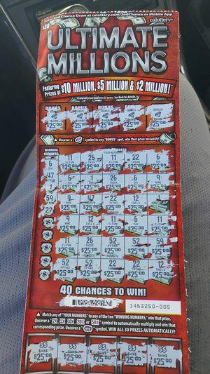 CA WINNER $1K. for Sale in Sacramento, CA