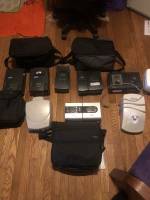 CPAP and BiPAP machines $185-$400 for Sale in St. Louis, MO