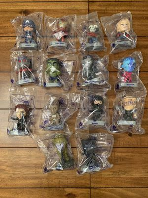 McDonald's avengers set for Sale in West Palm Beach, FL
