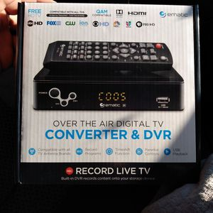 Converter And DVR for Sale in Lombard, IL