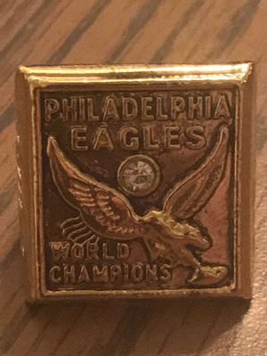 Philadelphia Eagles championship Ring for Sale in Overland, MO