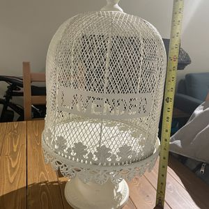 Bird Cage Cake Stand for Sale in Arlington, VA