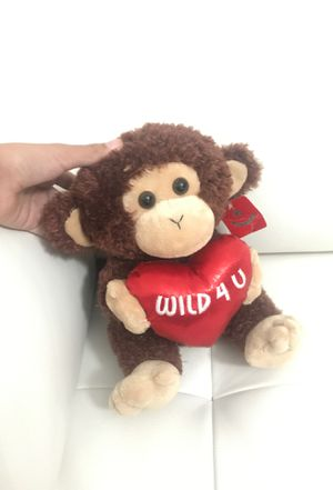 Stuffed animal monkey for Sale in Haines City, FL