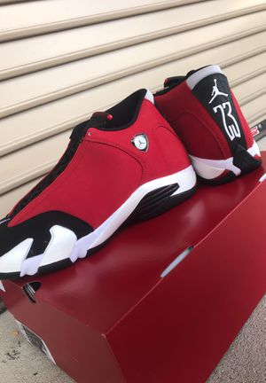 Air Jordan 14 Red Toro SIZE 13 Deadstock Sold out everywhere for Sale in Bay Lake, FL