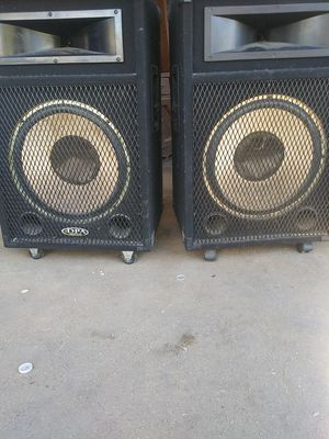 Speakers for Sale in Perris, CA
