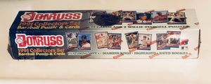 1991 DONRUSS BASEBALL CARDS FACTORY SEALED SET for Sale in Downey, CA