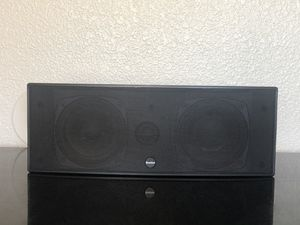 Boston Acoustics center channel speaker for Sale in Overgaard, AZ